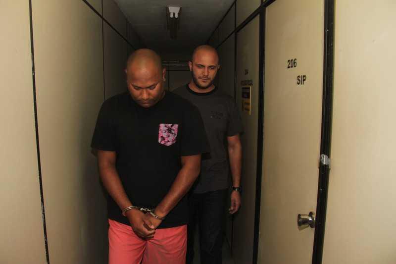 Chefe do tráfico do Morro do Estado é preso em Itaipuaçu