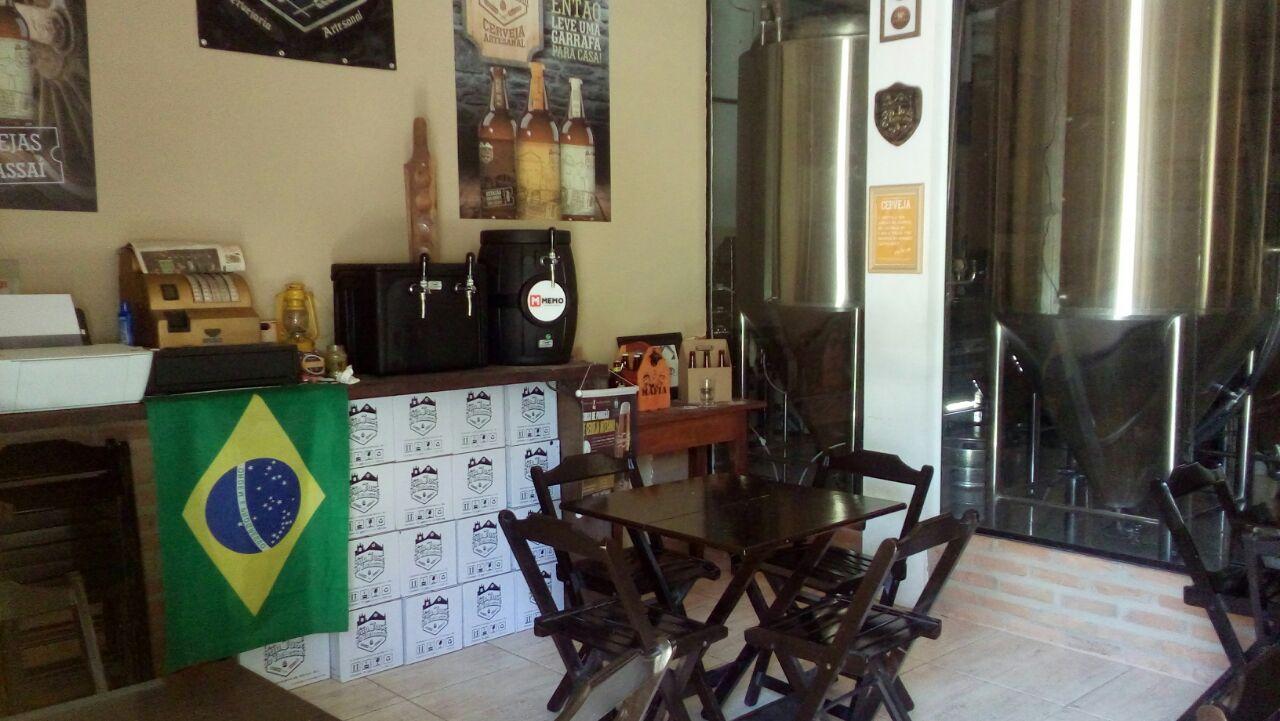 Primeira cervejaria artesanal de Maricá estará neste domingo (5) no Espraiado