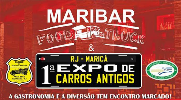 Maricá terá exposição de carros antigos e gastronomia de rua neste fim de semana