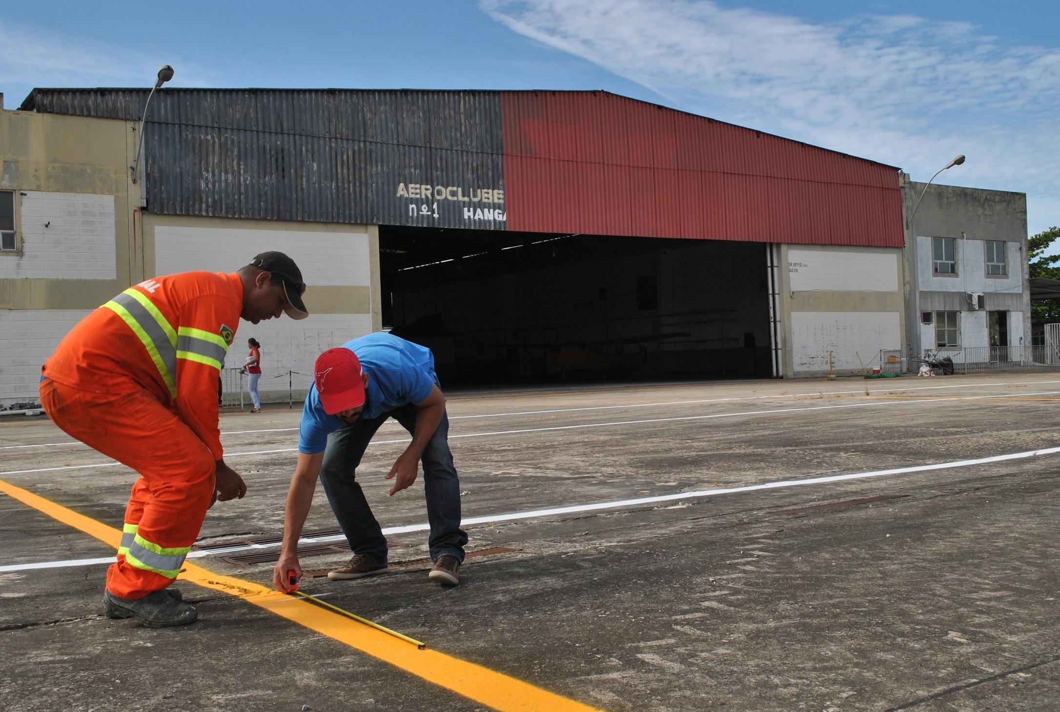 Maricá: Aeródromo retoma operações