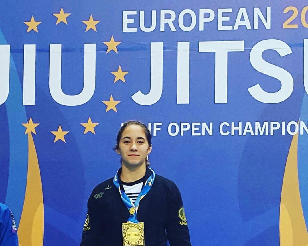 Atleta de Maricá vence Campeonato Europeu de Jiu-Jitsu em Portugal