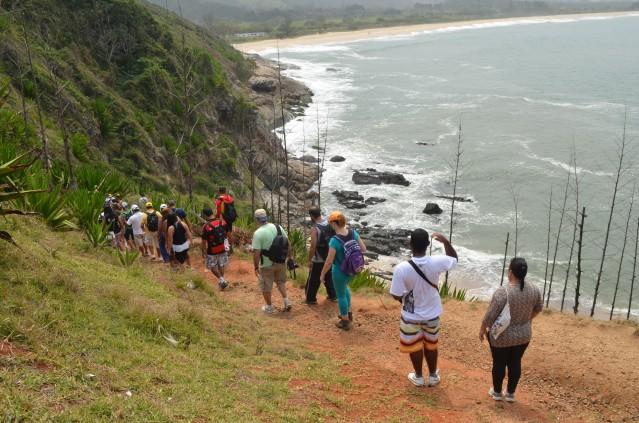 Maricá: Circuito Ecológico fará travessia Farol-Sacristia em Ponta Negra
