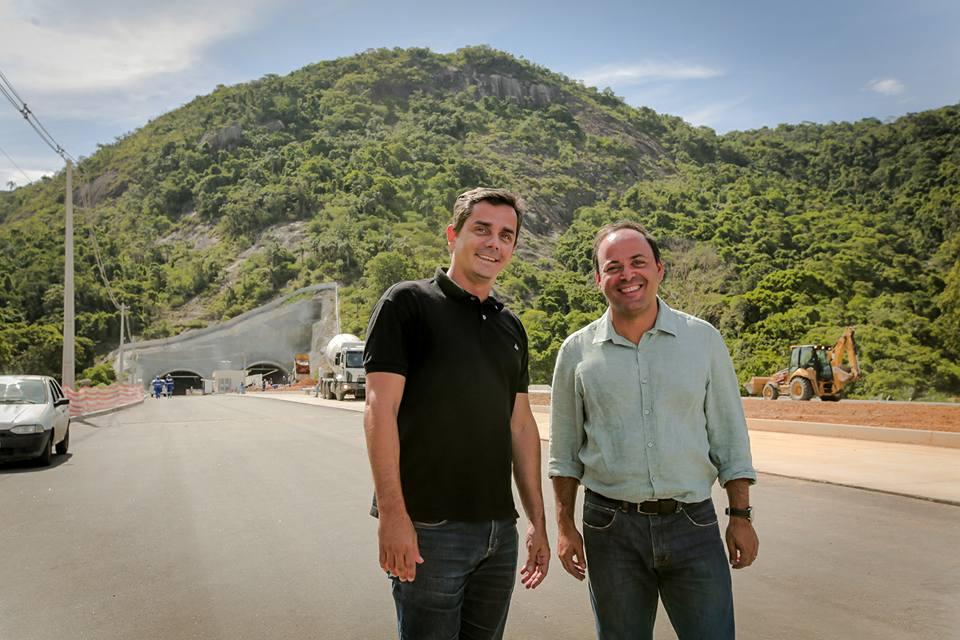 Prefeituras de Maricá e Niterói estudam construir túnel ligando Itaipuaçu a Itaipu