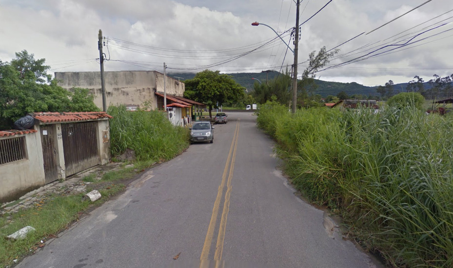 Maricá: Motorista é rendido e tem carro roubado no Parque Nanci