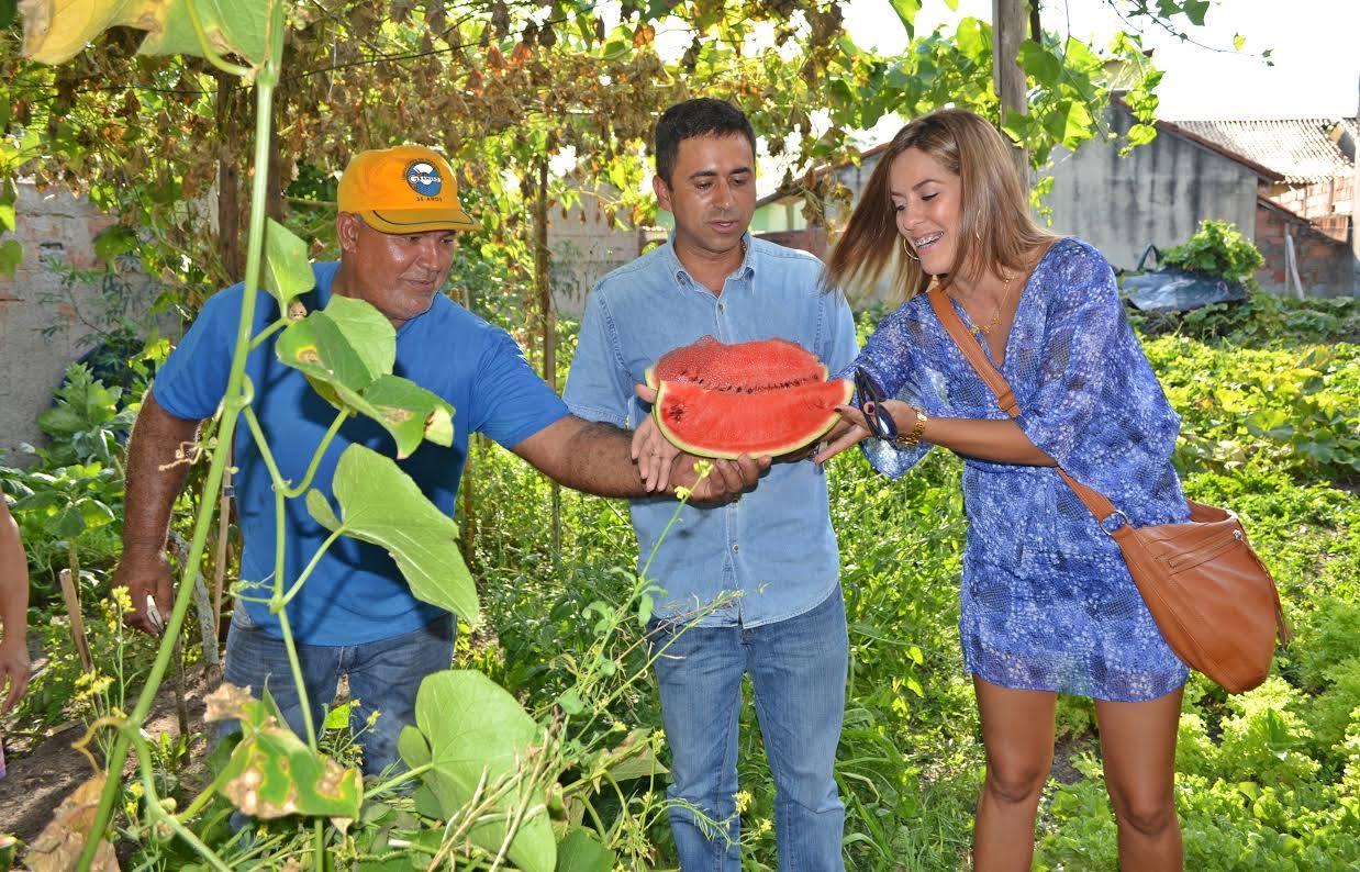 Maricá lança projeto piloto de hortas comunitárias