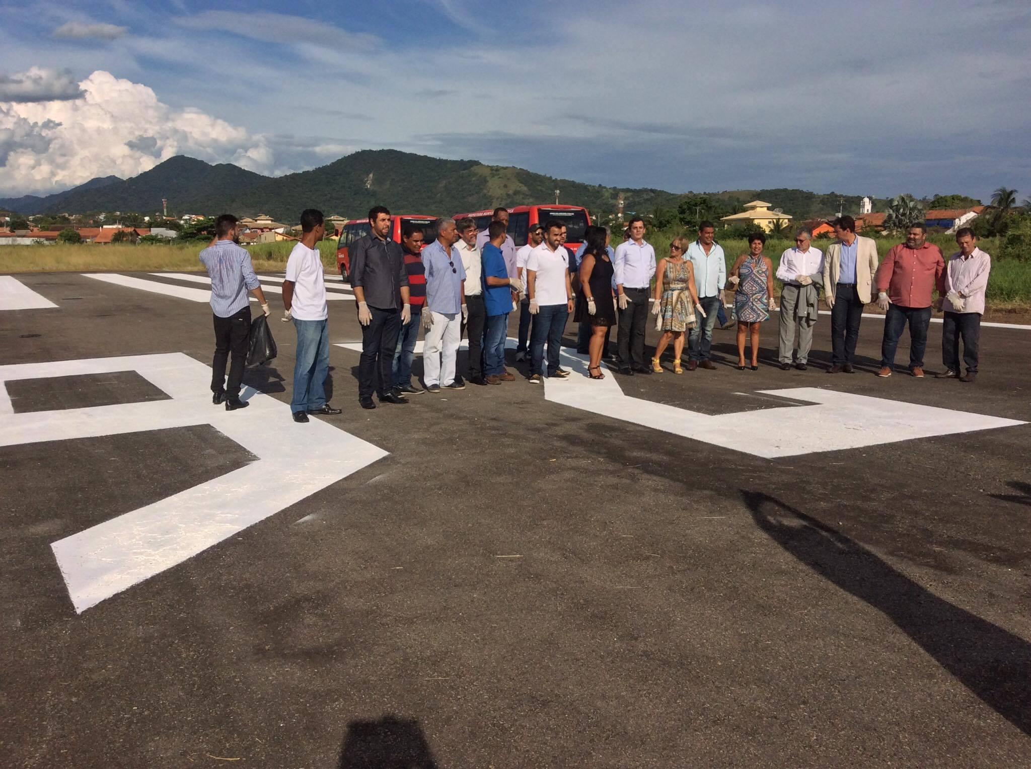 Maricá: Aeródromo municipal será reaberto