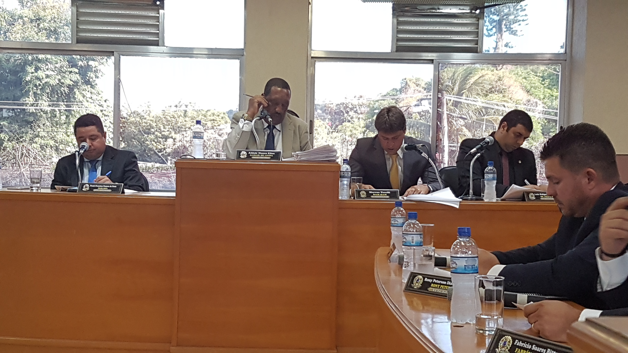 Câmara de Maricá tem primeira sessão ordinária do ano