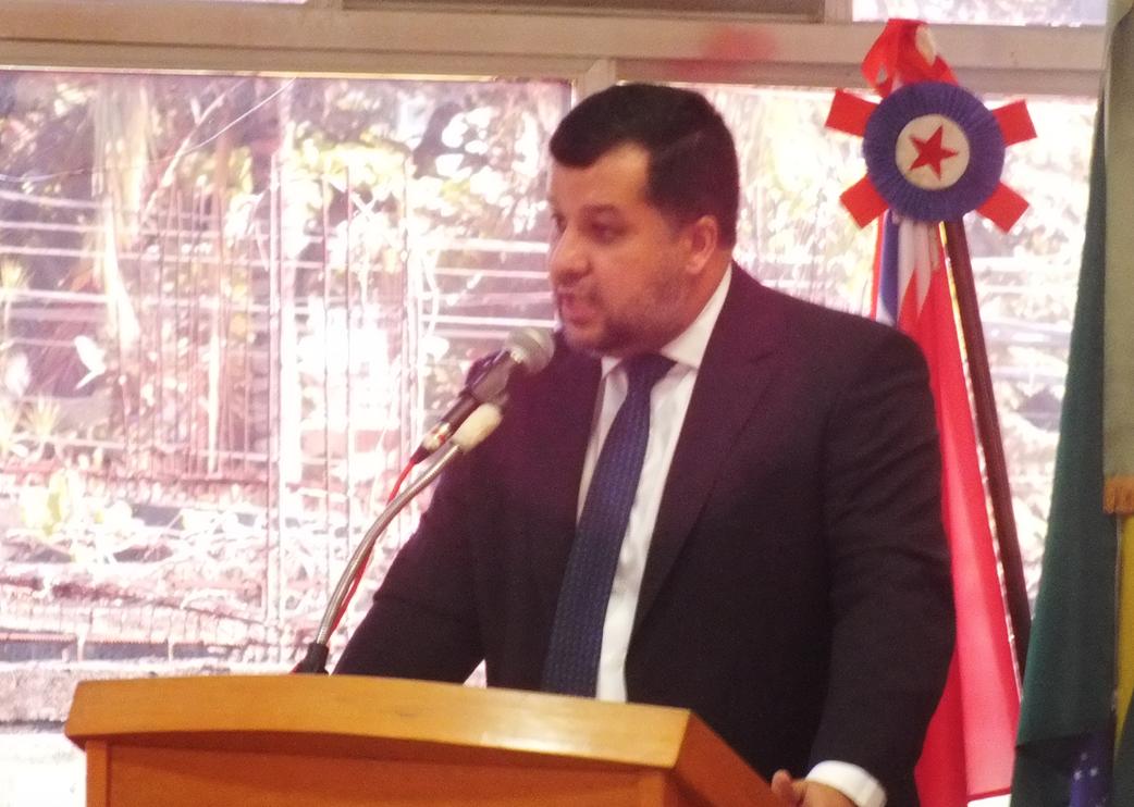 Maricá: Líder do governo na Câmara busca melhorias para a segurança pública