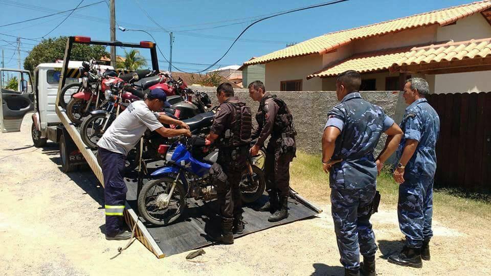 Maricá: Secretaria de Segurança e Polícia Militar fazem operação 'pré-carnaval'