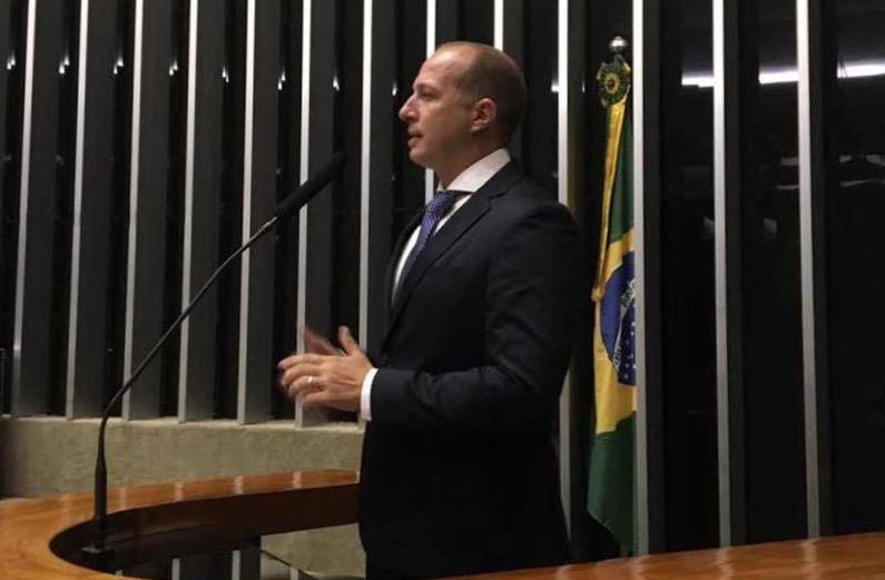 Deputado Marcelo Delaroli vai priorizar saúde e segurança