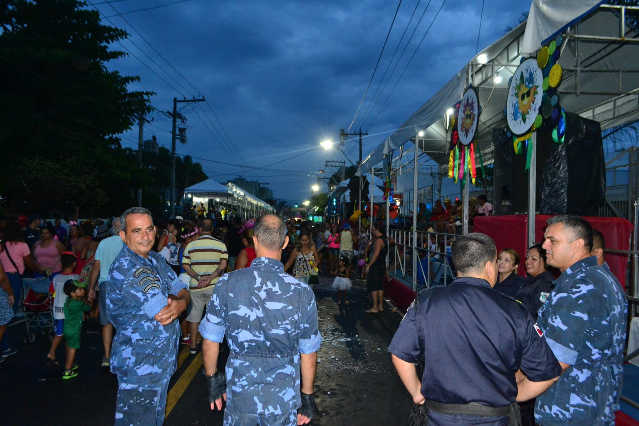 Maricá: Secretaria de Segurança e PM garantem ordem durante o Carnaval