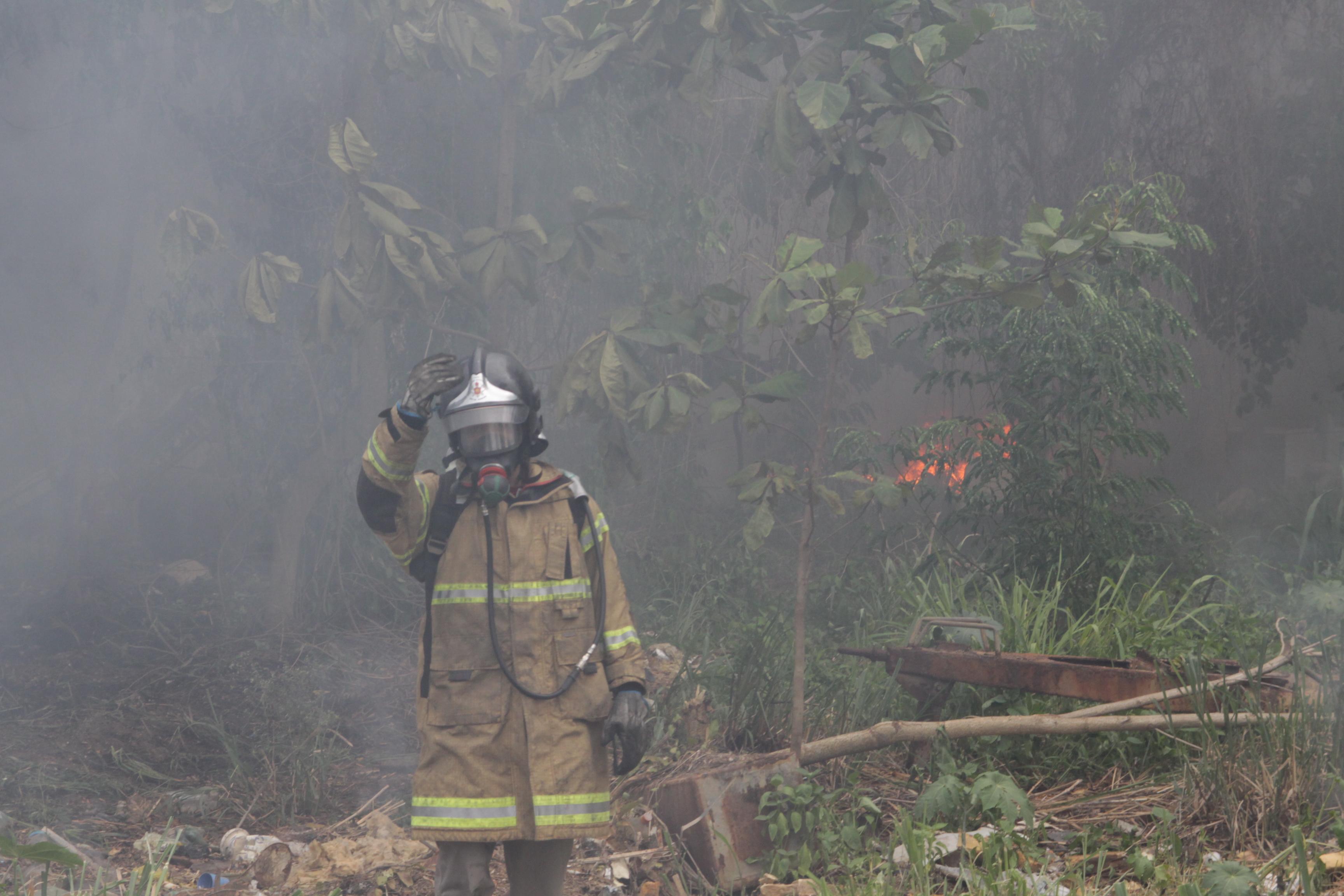 Maricá recebe 20 chamados de incêndio por hora