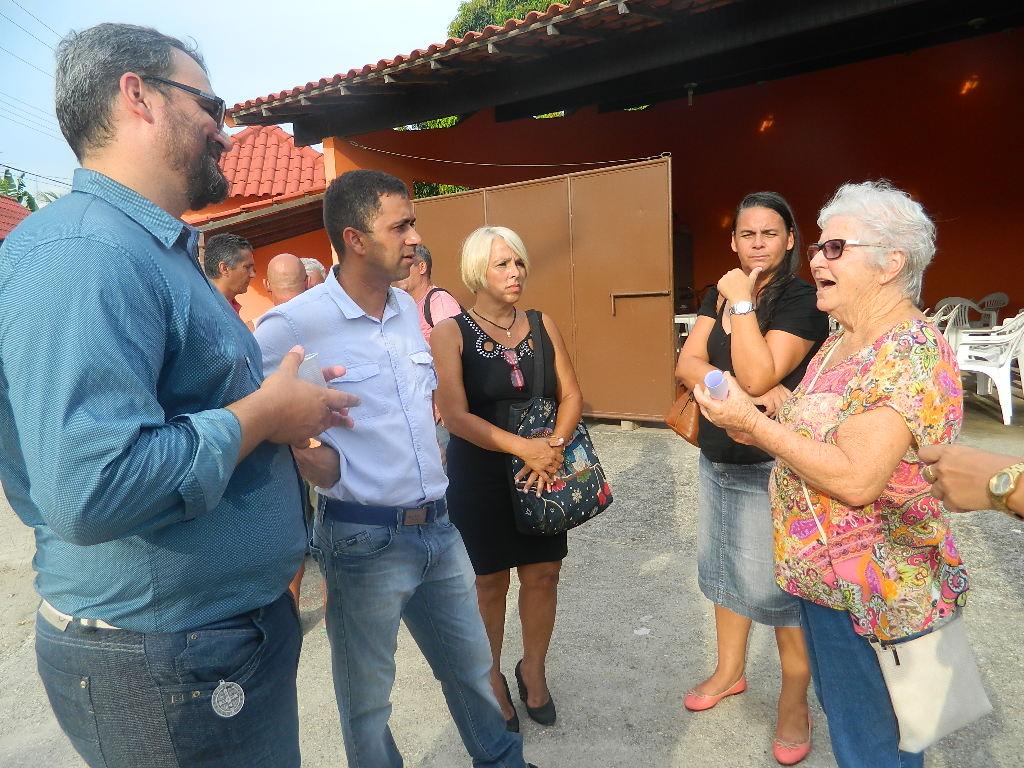 Maricá: Secretário de Agricultura se reúne com produtores em Ubatiba