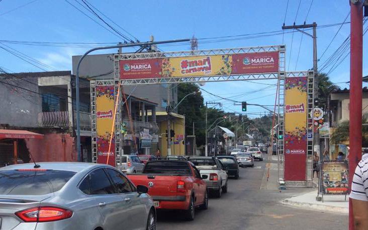 Maricá terá desfile de escolas de samba