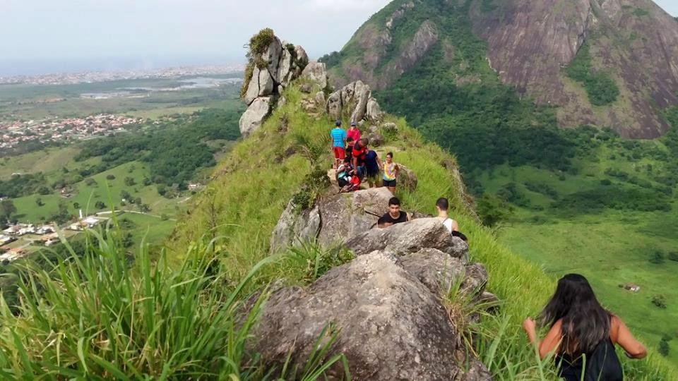 Maricá: Pedra do Macaco sábado no Circuito Ecológico