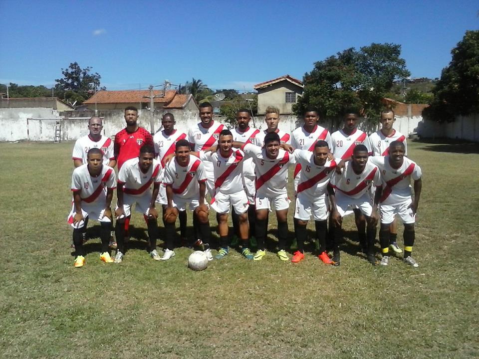 Time de Ponta Negra estreia na Copa Rio de Janeiro de Futebol