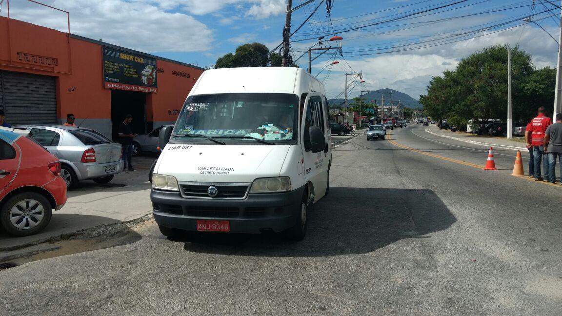 Maricá: Prefeitura realiza ação de combate ao transporte irregular