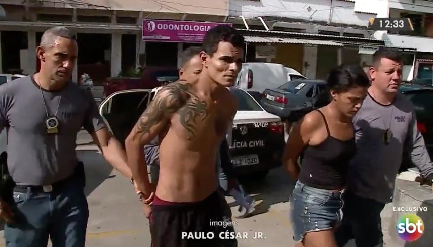 Maricá: Casal acusado de matar jovem em Cordeirinho é preso em Saracuruna