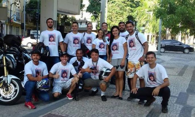 Família faz campanha para buscar doador de medula óssea para criança