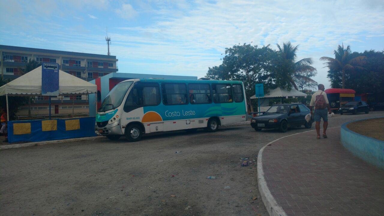 Maricá: Motorista de ônibus da Costa Leste se recusa a levar alunos até a escola