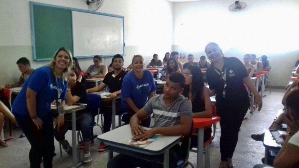Maricá: Vestibular social da Estácio reúne 79 inscritos para prova