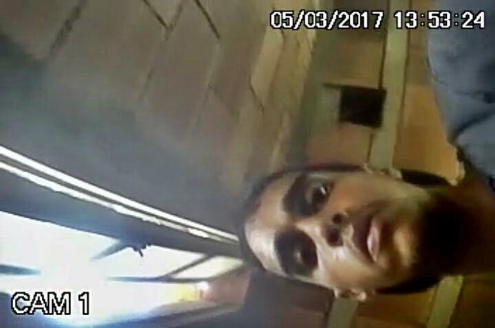 Maricá: Criminoso é flagrado por câmeras de segurança