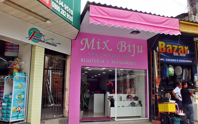 Maricá: Loja Mix Biju tem saldão de até 50% de desconto