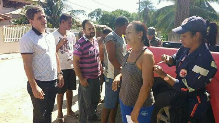 Maricá intensifica vacinação contra febre amarela na área de bloqueio