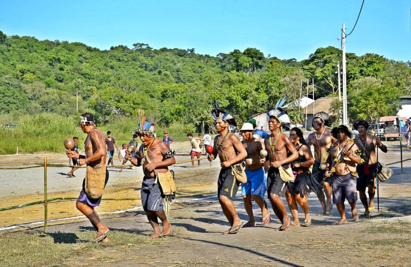 Maricá: Jornada Indígena reúne tribos de todo país