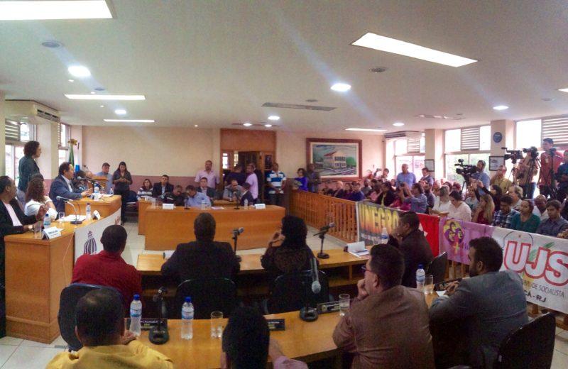 Audiência debate segurança pública em Maricá