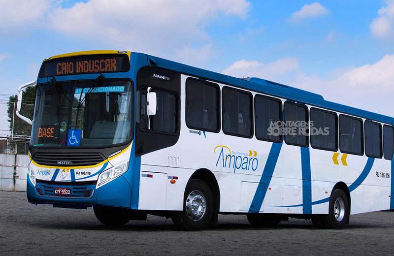 Maricá: Amparo colocará ônibus com ar-condicionado