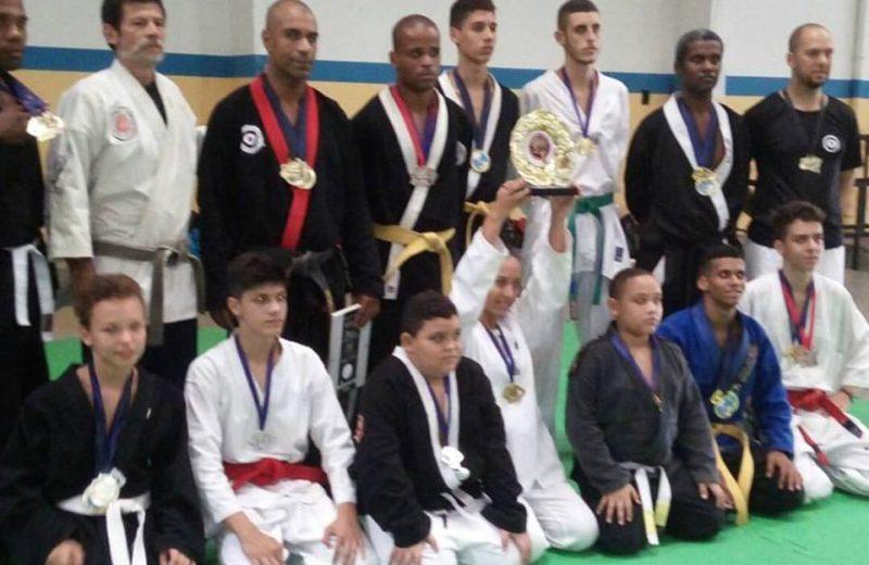 Atletas de Maricá se destacam no 7 Rio Open de Hapkido