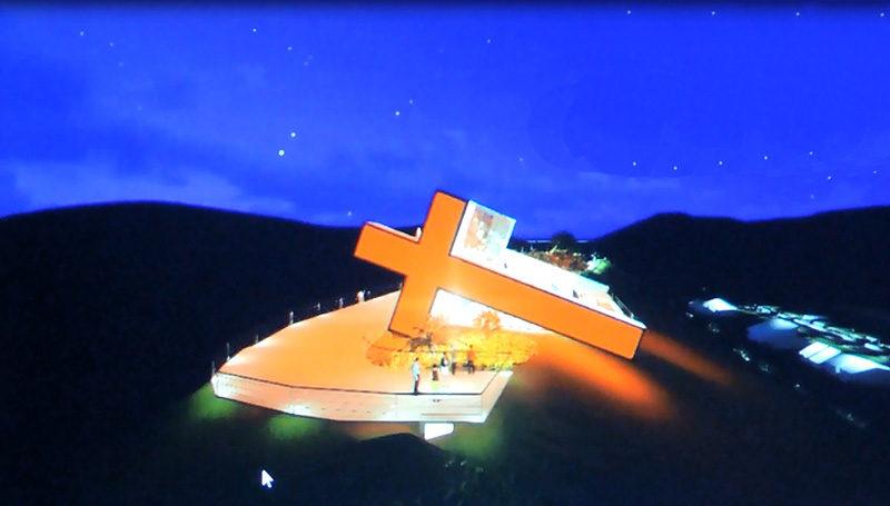 Maricá poderá ter pontos turísticos religiosos