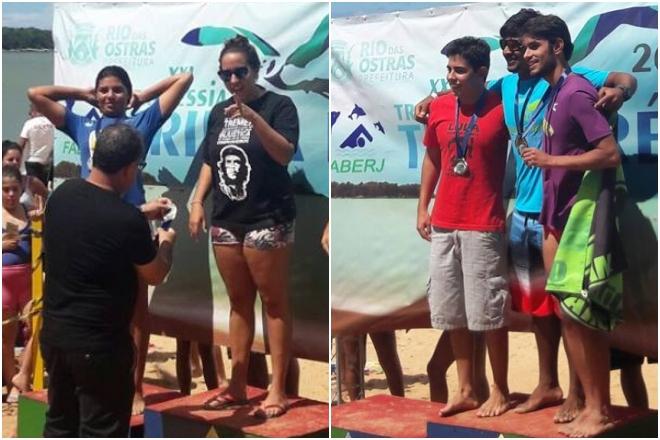 Atletas de Maricá conquistam medalhas em Rio das Ostras