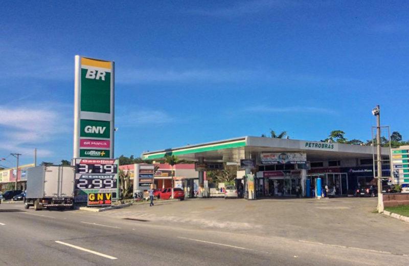 Maricá: Posto BR em São José volta a abastecer GNV