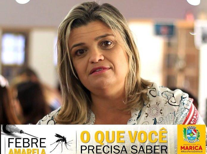 Secretária de Saúde tranquiliza população de Maricá