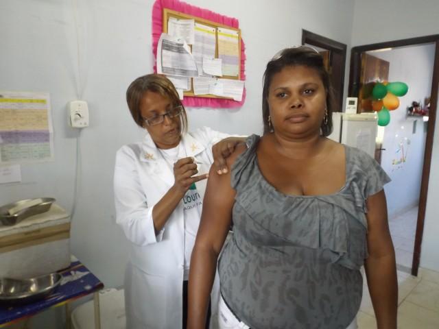 Maricá inicia vacinação contra gripe Influenza