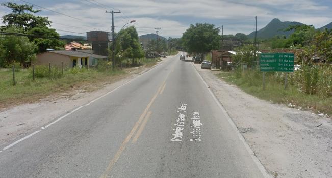 Maricá: Mulher sofre tentativa de estupro na Estrada de Ubatiba