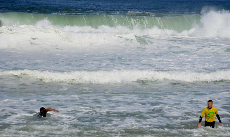 Maricá: Torneio de body surf na praia de Cordeirinho