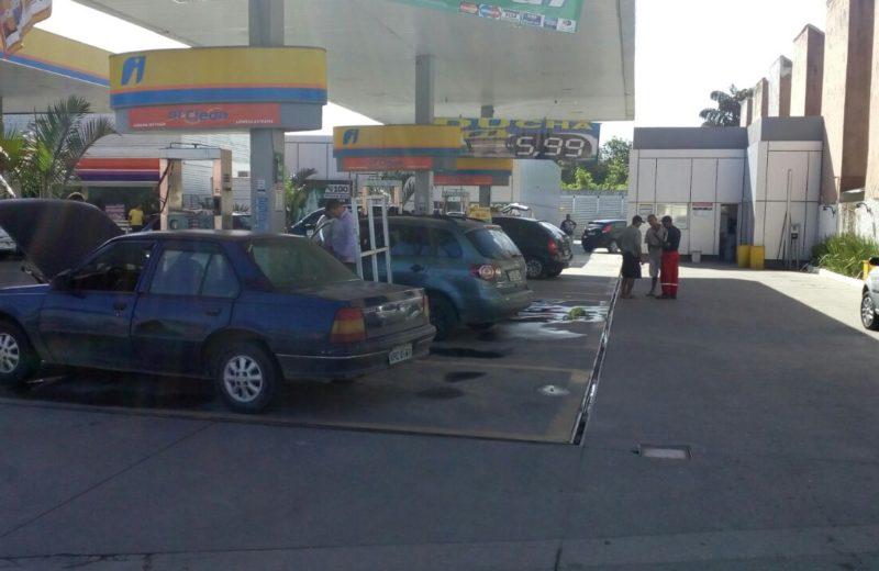 Maricá: Posto Ipiranga oferece abastecimento de GNV com segurança