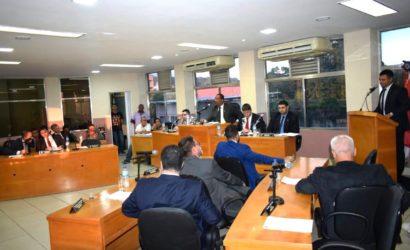 Maricá: Vereadores discutem saneamento, segurança e apresentam novos projetos de lei