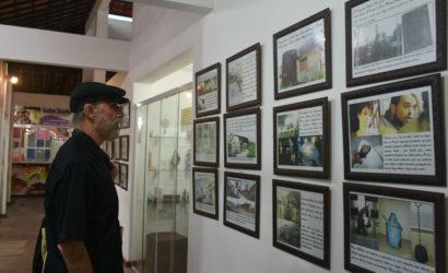 Exposição de quadros e bicicletas narram a história de Maricá