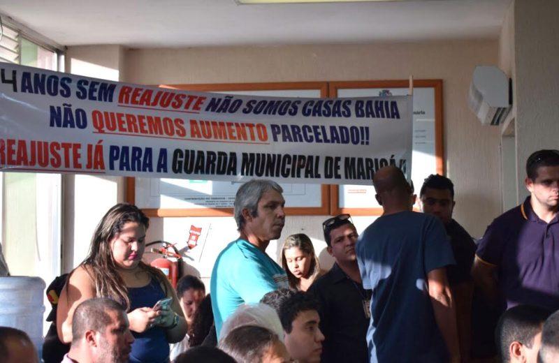 Maricá: Guardas Municipais pedem apoio de vereadores para reajuste salarial