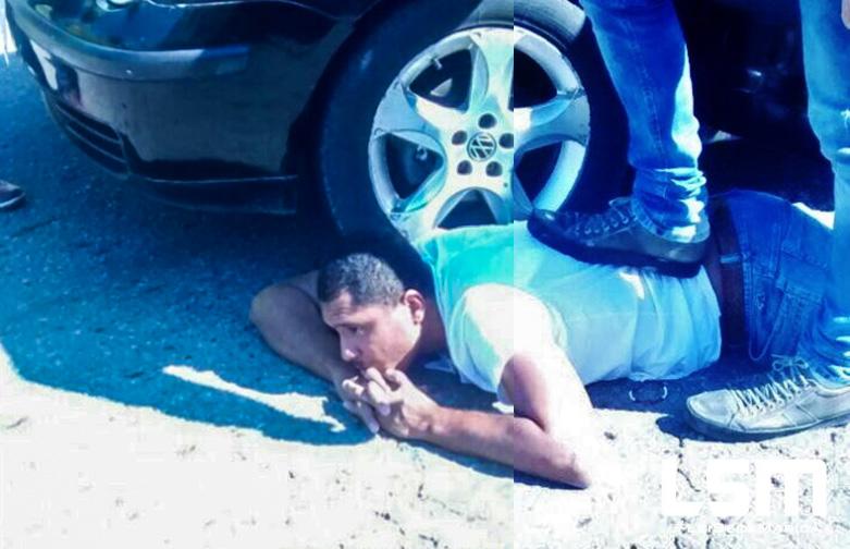 Maricá: Homem é preso por roubo de carga